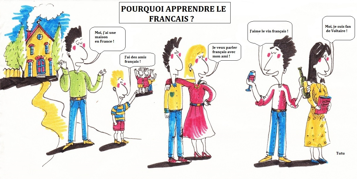 Happy New Year! Bonne année ! It\'s time to learn French! | Institut ...