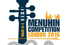 Menuhin Competition Returns to London for its 2016 Edition