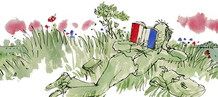 Launch Event: Quentin Blake's French Collection