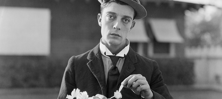 BUSTER KEATON SHORTS WITH LIVE ACCOMPANIMENT BY JOHN SWEENEY