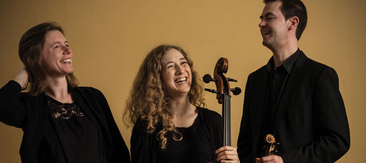 CAVATINA FAMILY CONCERT BY THE FIDELIO TRIO