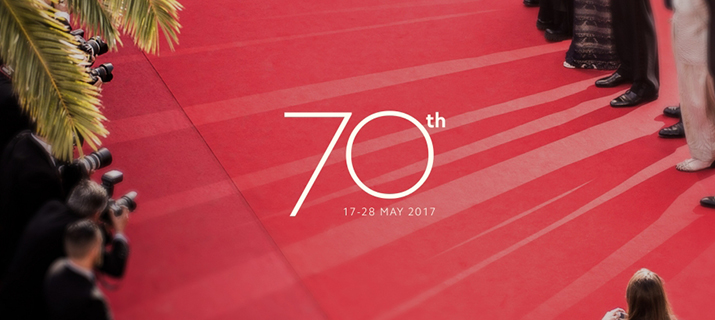 Cannes 70th Anniversary