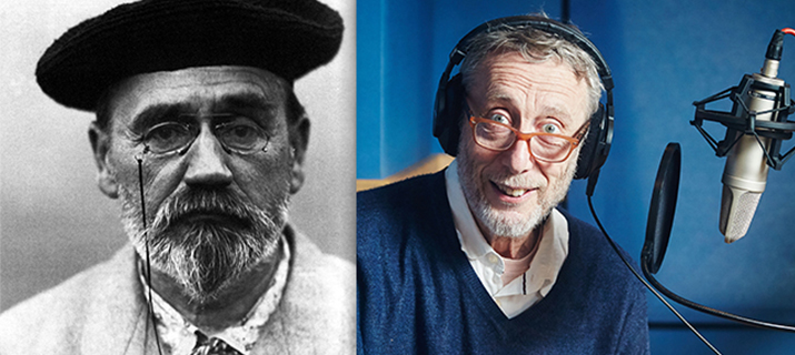 Michael Rosen: The Disappearance of Emile Zola